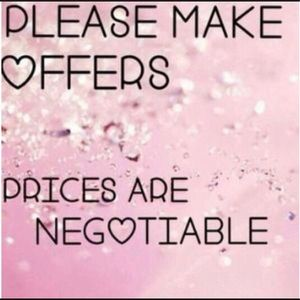 Other - Offers ? Bundles? Don't be shy!